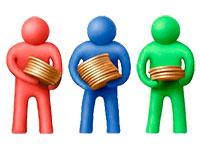 Покупка рефералов на биржах