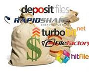 Сколько платят файлообменники